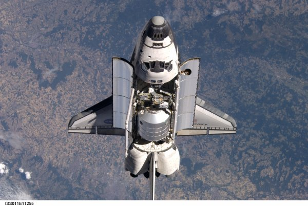 Navette spatiale américaine