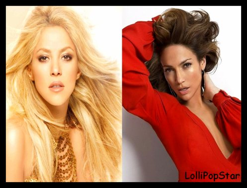 SHAKIRA VS JENNIFER LOPEZ