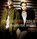 Traduction de Love the way you lie de Eminem feat Rihanna :