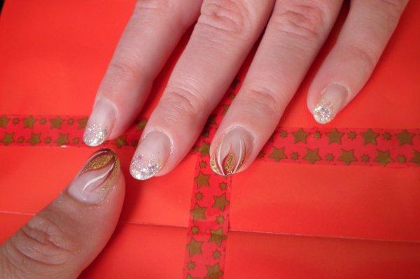 Mes ongles pour les fêtes