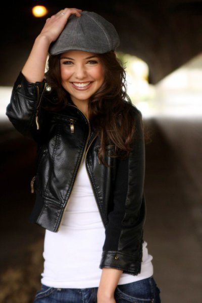 Photoshoot de Danielle Campbell.
