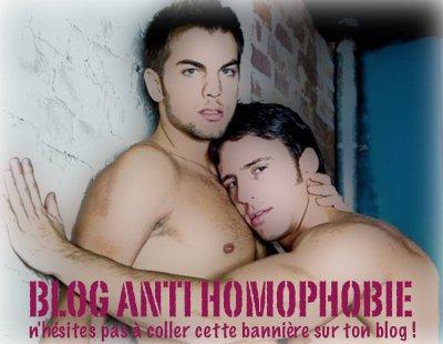 blog anti homophobie