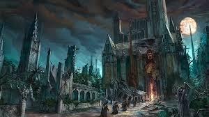 Chapitre 5:Le chateau des ombres éternelles