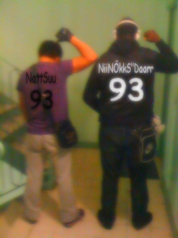 """Naattsuu Andd NiinoKssS""""Darr Tropp ThuuG"""