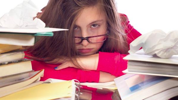 La dure réalité d'une étudiante en PACES