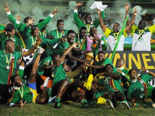 Evénement : La Zambie championne d'Afrique