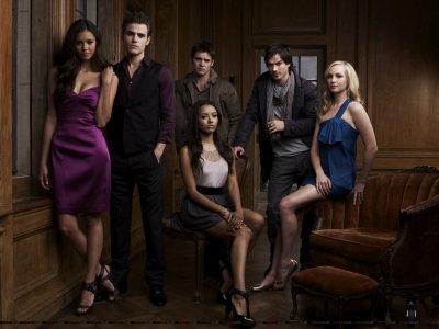 Les acteurs de Vampire Diaries ♥