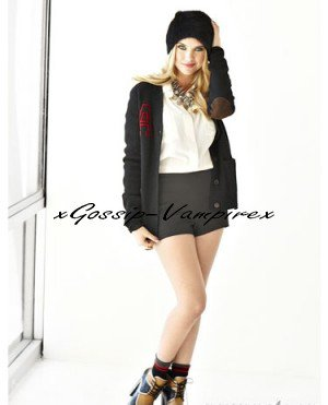 Photoshoot Ashley Benson