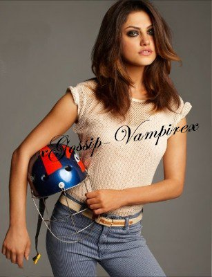 Photoshoot Phoebe Tonkin pour Shop Magazine