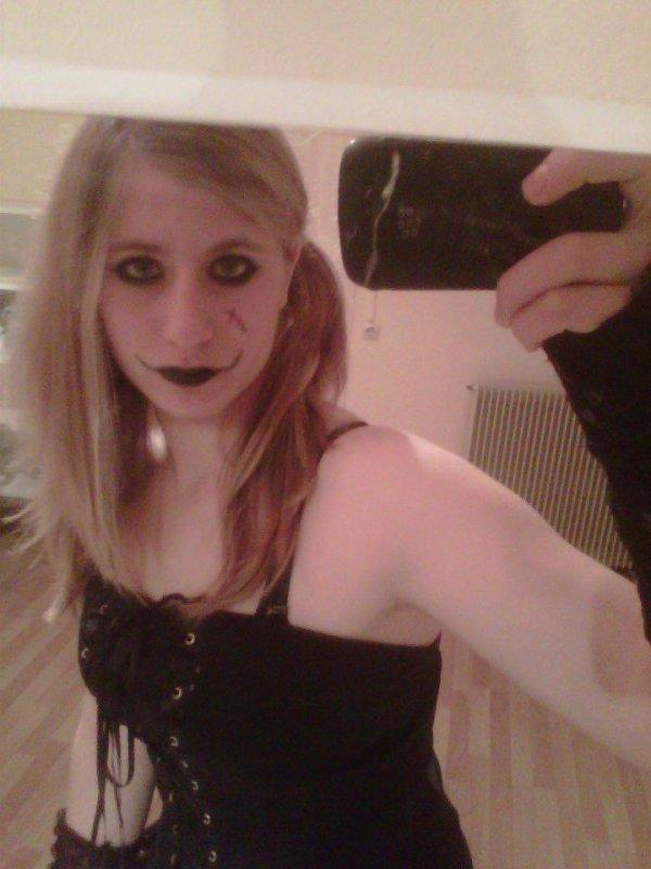 Idée de maquillage pour Halloween à Asterix