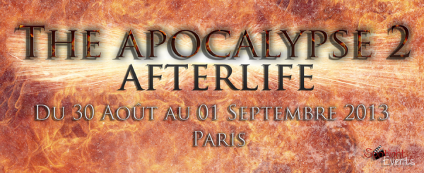 The Apocalypse 2 : Afterlife Convention Supernatural
