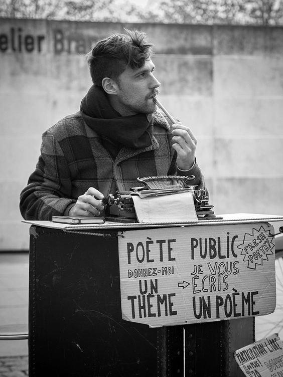 """Quiconque a côtoyé la mort est condamné à la poésie."" -Boris Cyrulnik"