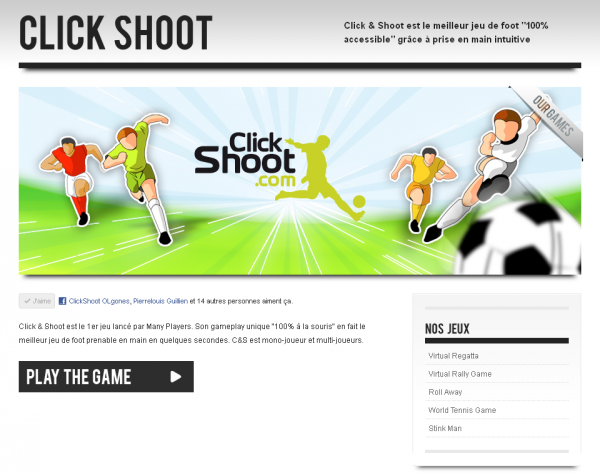 Click Shoot et Many Players
