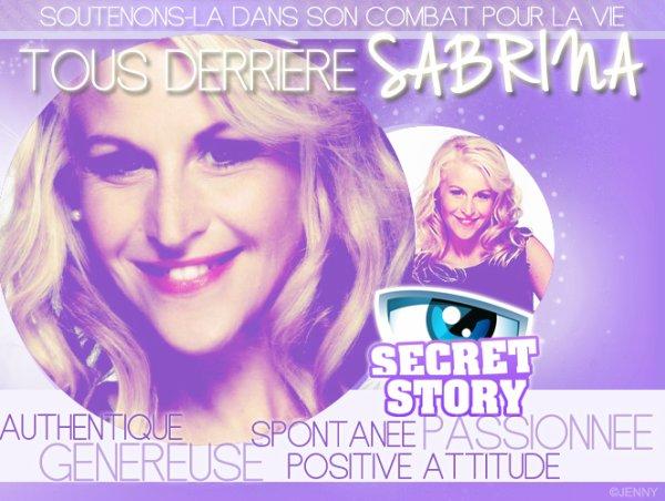 Pour Sabrina ♥