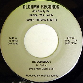 james thomas society
