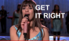 Glee - Get it right  (2011)
