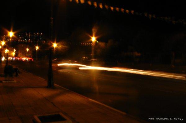 lumiere de la nuit