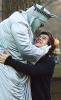 Harry et la statue de la liberté ! :p