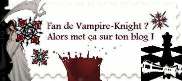 Pour les fans de Vampire Knight !