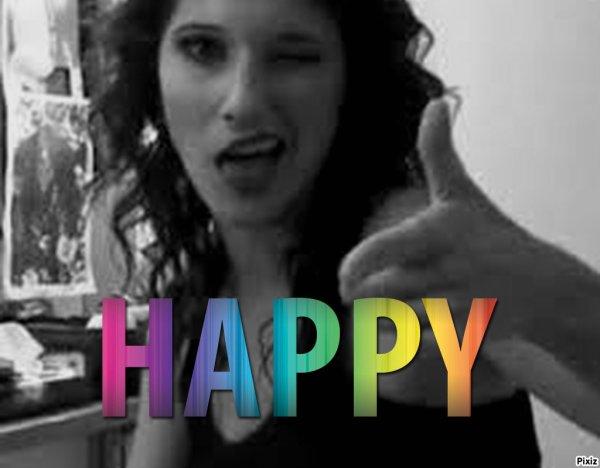 Lodo est HAPPY aujourd'hui !!