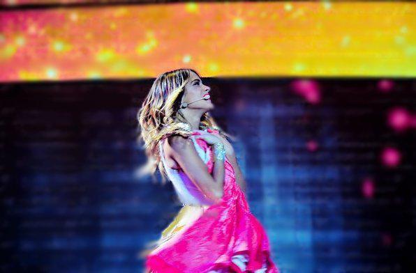 New photo + Violetta Live