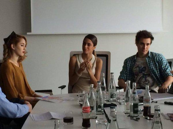 Conférence de ¨Presse à Paris