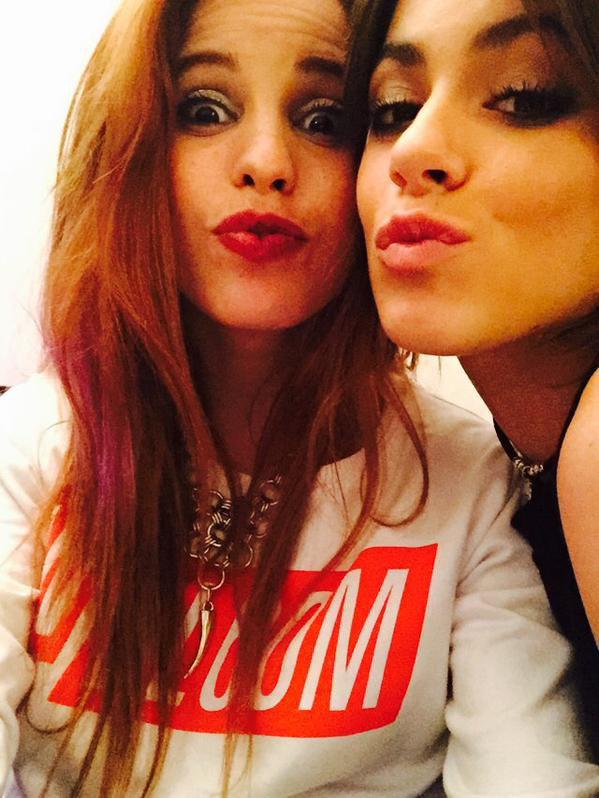 New photo + Violetta 3