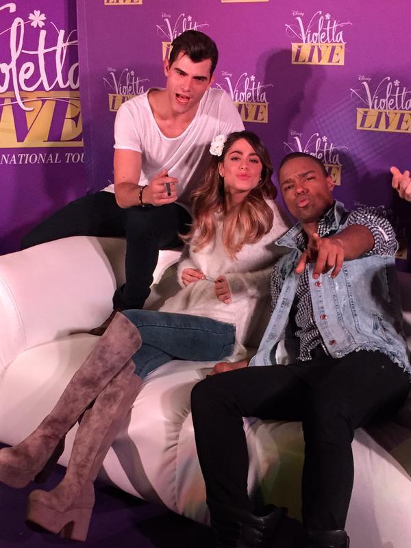 Violetta Live + Notti Sul Ghiaccio