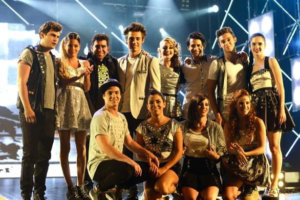 New photo + Violetta 3 + Violetta Live