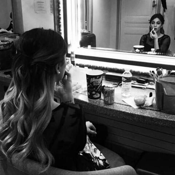 Instagram + Violetta Live