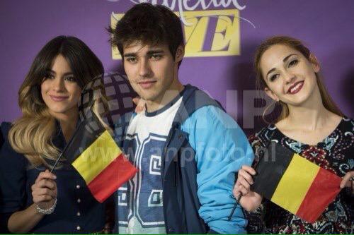 Conférence de Presse en Belgique