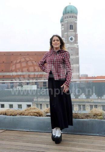 Conférence de Presse à Munich en Allemagne