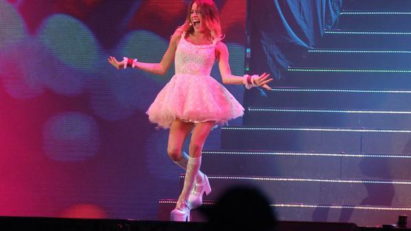 Violetta Live Tecnopolis