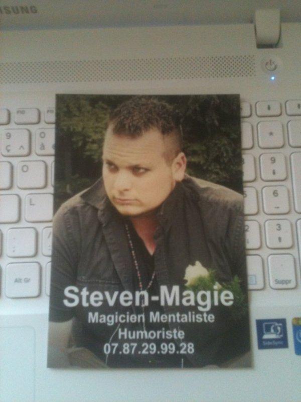 Steven Magie