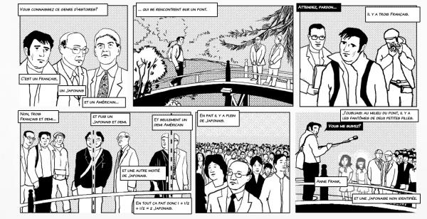 Anne Frank Au Pays Du Manga