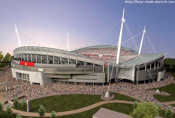 Stanley Park Stadium, le futur stade de Liverpool (1/3)
