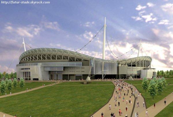 Stanley Park Stadium, le futur stade de Liverpool (2/3)