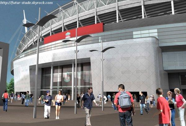 Stanley Park Stadium, le futur stade de Liverpool (3/3)