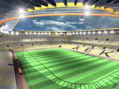 AEK Sports Arena, le futur stade de l'AEK Athènes (2/2 ...