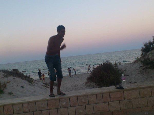 sort de plage :p