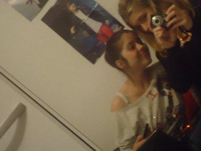 Moi & Joséphine <3
