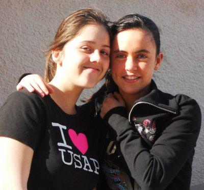Moi & Laura <3