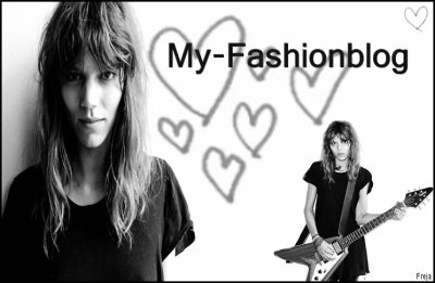 My-Fashionblog ♥