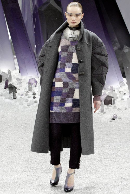 Chanel Fall/Winter 2012-2013