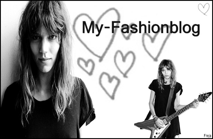 My-Fashionblog ♥