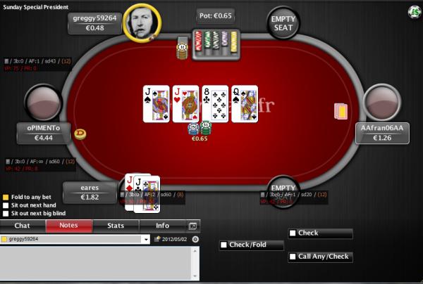 kolo, Enu et poker !
