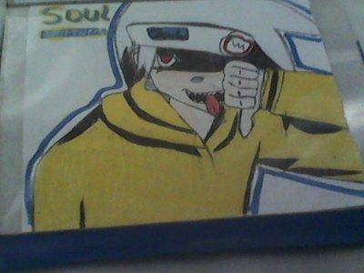 Soul Eater Evans! x)
