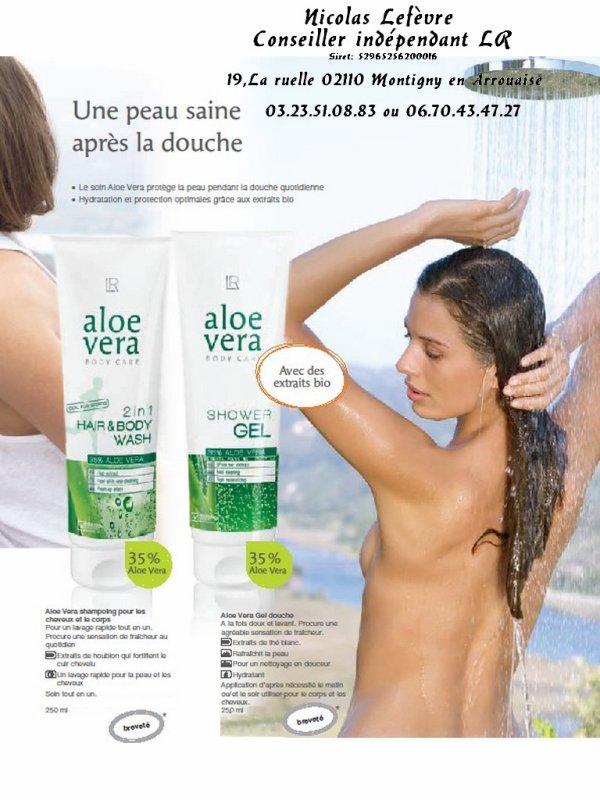 Une véritable douche de bien être,de douceur et de souplesse pour la peau.♥