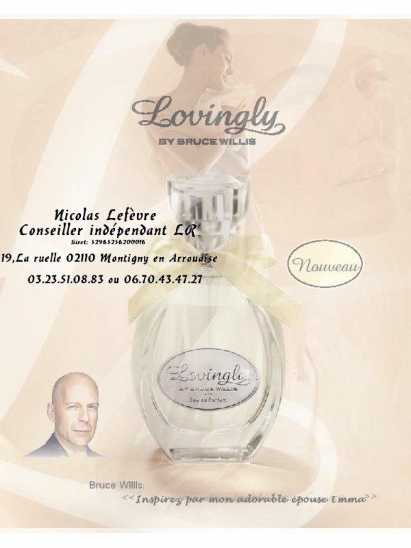 Testez nos parfums gratuitement pendant 24 à 48h!!!