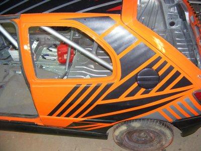 nouvelle monture pour 2011